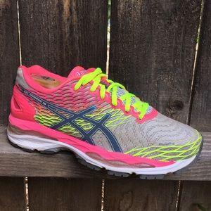 Asics Gel Nimbus 18 women's running shoes 7.5